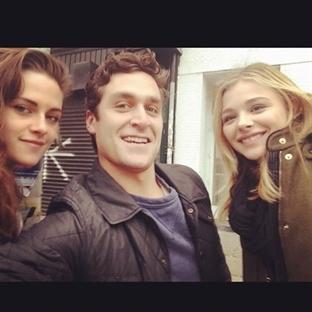 Kristen Stewart ve Chloe Moretz Bir Araya Geldi