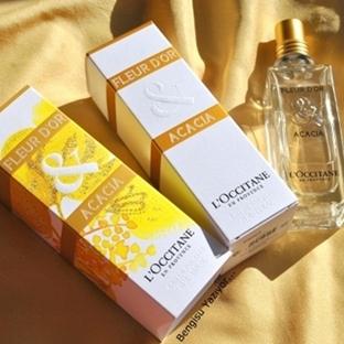 L'Occitane Fleur D'or & Acacia - Akasya ve Mimoza