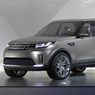 Land Rover Discovery Concept Tanıtıldı!