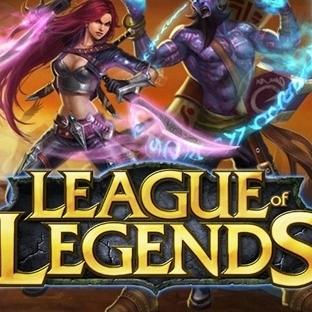 League of Legends Üye Olma ve İndirme