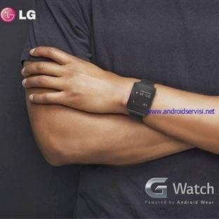 LG G Watch Çıkmak Üzere