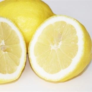 Limonun cildinize ve güzelliğinize katkıları