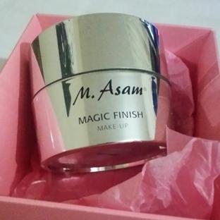 M.Asam Magic Finish Sihirli Fondöten