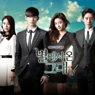 Man Form The Stars Korean Drama