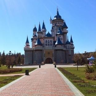 Masal gibi bir park : Sazova Parkı, Eskişehir