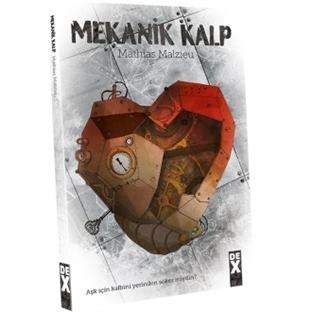 Mekanik Kalp - Mathias Malzieu / Kitap Yorumu