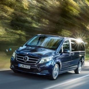 Mercedes'in Çok Yönlü Yıldızı: Yeni V Serisi