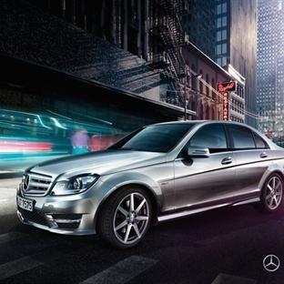 Mercedes Yeni C Serisi Hakkında Herşey (Galeri)