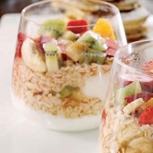 Meyveli Diyet Kahvaltısı Tarifi