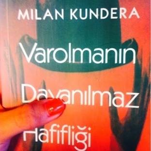 Milan Kundera- Varolmanın Dayanılmaz Hafifliği