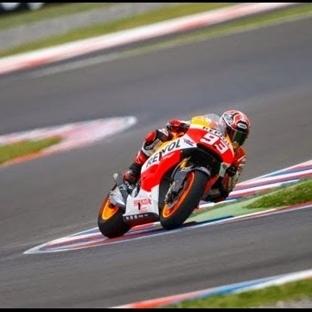 MotoGP: Marquez Arjantin'de Hattrick Yaptı