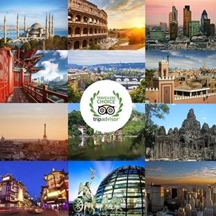 Mutlaka Görülmesi Gereken 25 Şehir - 2014