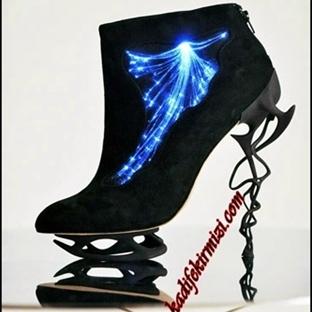 İnanılması Güç Ayakkabı Modelleri