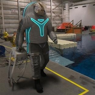 Nasa'nın Yeni Uzay Kıyafetleri