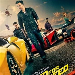 Need for Speed (Hız Tutkusu) 2014
