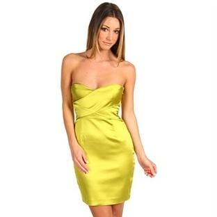 Neon rengi elbise modelleri