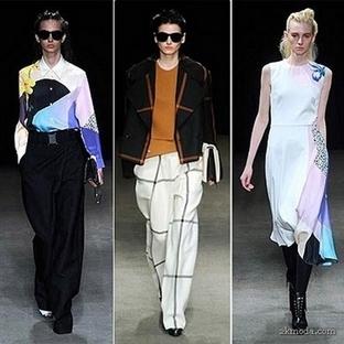 New York moda haftası 2014-2015