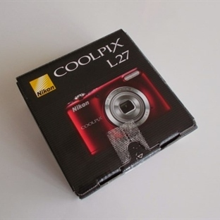 Nikon Coolpix L 27 Yeni Fotoğraf Makinem