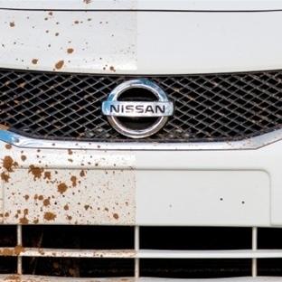 Nissan'dan Kendini Temizleyen Otomobil
