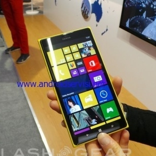 Nokia Lumia 1520 Yeni Videoları Çıktı
