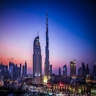 """Orta Doğu'nun En Görkemli Şehri """"Dubai"""""""