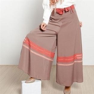 Pantolon Etek Modası
