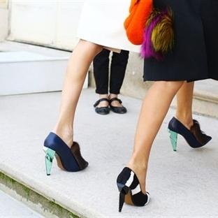 Paris'in Moda Ayakkabıları