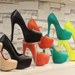 Pelin'in Ayakkabıları