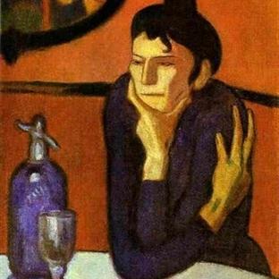Picasso'nun Mavi Dönemi
