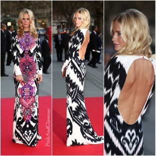 Poppy Delevingne 'The Glamour of Italian Fashion E