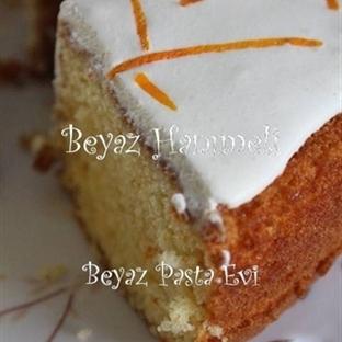 Portakal kremalı portakallı kek
