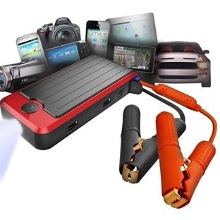 PowerAll Batarya Akü ve Telefonunuzu Şarj Edebilir