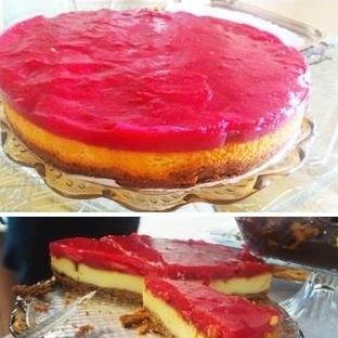 Püf noktalarıyla çilekli cheesecake tarifi