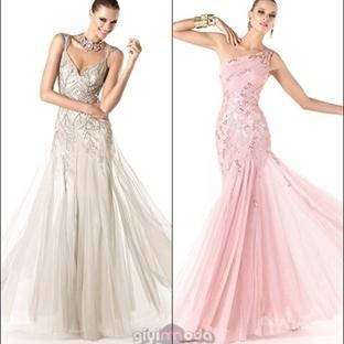 Renkleri ve Modelleriyle 2014 Pronovias Elbiseleri