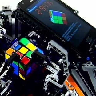 Rubik Küpte Dünya Rekoru