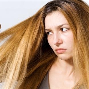 Saç Kırıklarına Engel Olmak