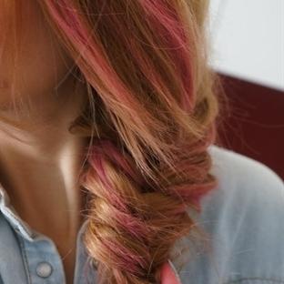 Saç Tebeşiri ile Saçlarımıza Renk Katalım