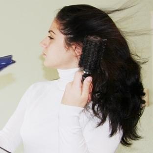 Saçlarınız çok kuru ve elektrikleniyor mu?