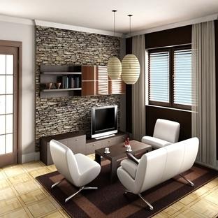 Salon Dekorasyon Örnekleri