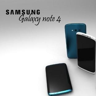 Samsung Galaxy Note 4 Daha Yüksek Çözünürlükte