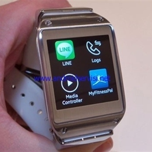 Samsung Galaxy Gear 2 Yolda