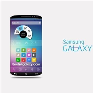 Samsung Galaxy Note 4 Ufukta Göründü