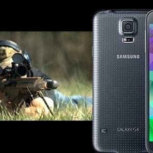 Samsung S5 Böyle Zulüm Görmedi!