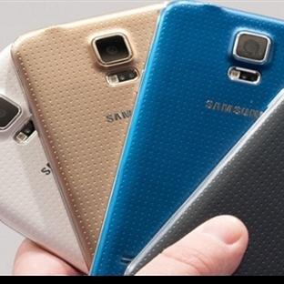 Samsung S5′in Metal Kasalı Versiyonu Çıkabilir