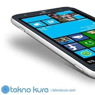 Samsung'un Yeni Windows Phone'lu Telefonu Ativ SE