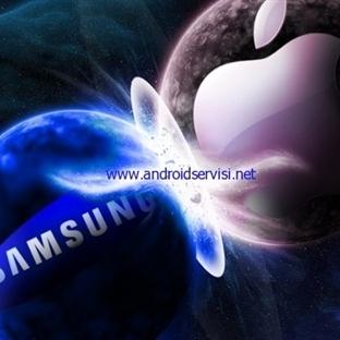 Samsung ve Apple Savaşları Kızışıyor