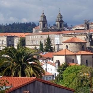 Santiago / Kuzey İspanya gezisi