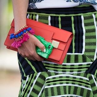 São Paulo SS15 Moda Haftası'ında Sokak Modası