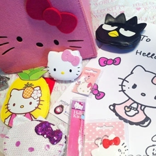 Şeker Pembesi Bir Dünya: Hello Kitty World