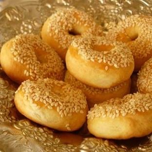 Şekerli Simit Tarifi
